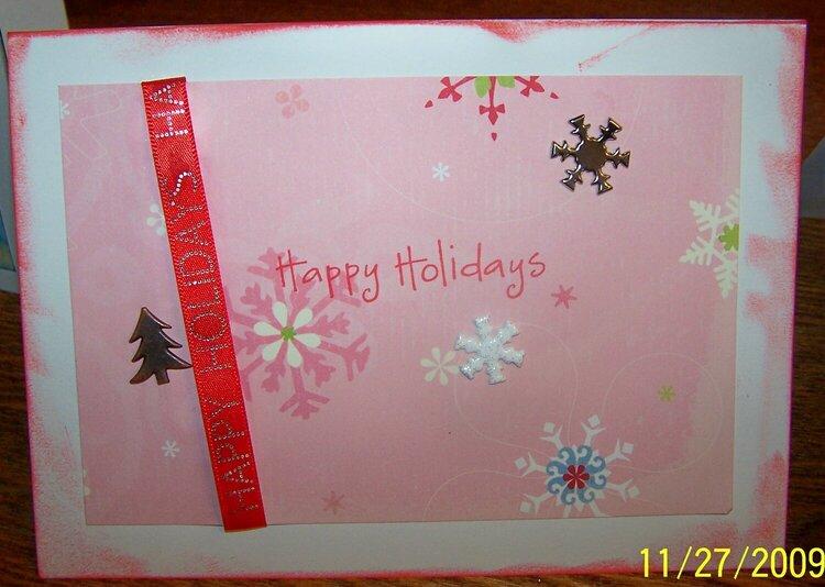Christmas Card 2009