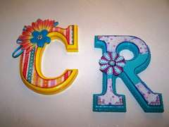 Altered Letters C R