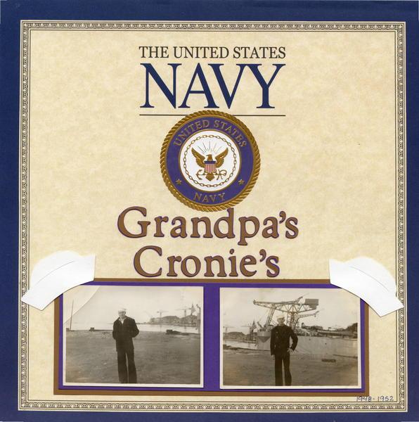 grandpa's cronie's