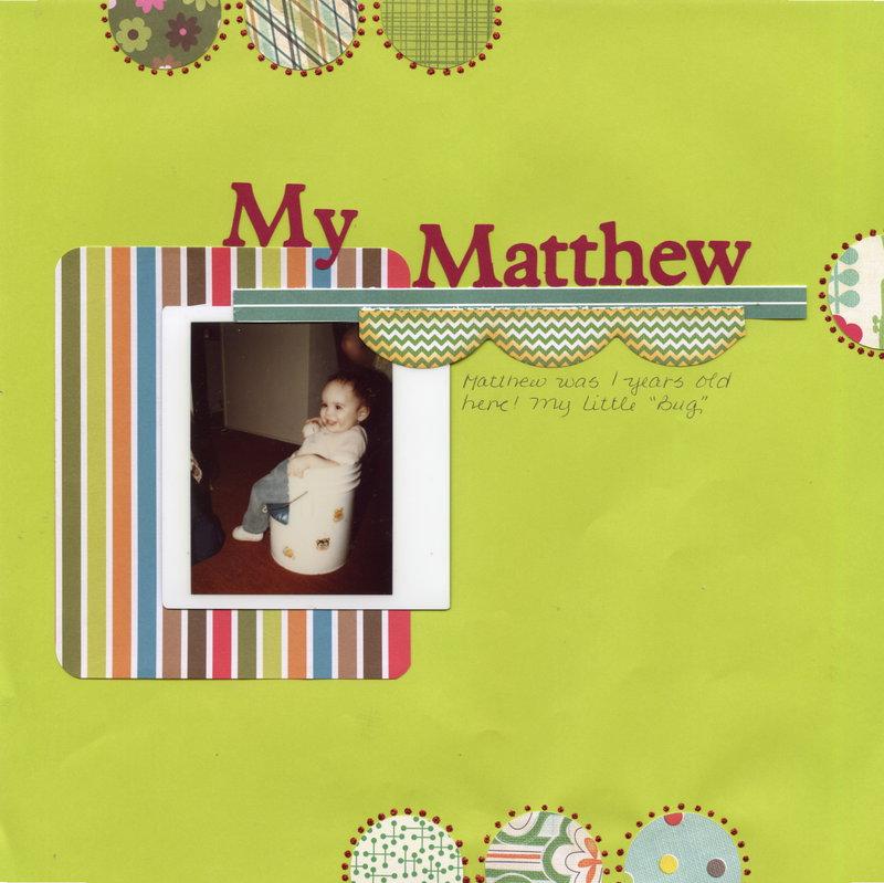 my matthew
