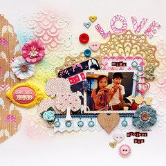 Love Project Pie
