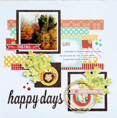 Happy Days by Designer Piradee Talvanna