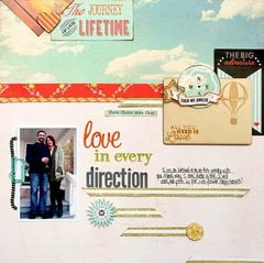 Love in Every Direction by Stacey Michaud