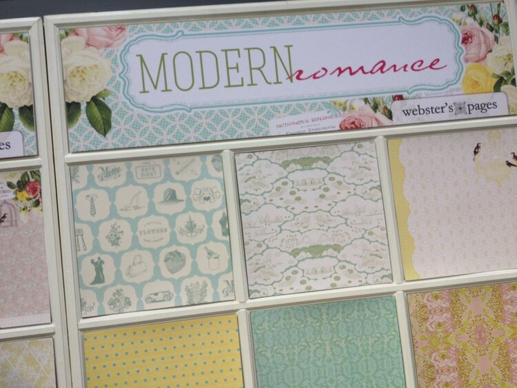 BRAND NEW CHA Winter 2013 Webster's Pages
