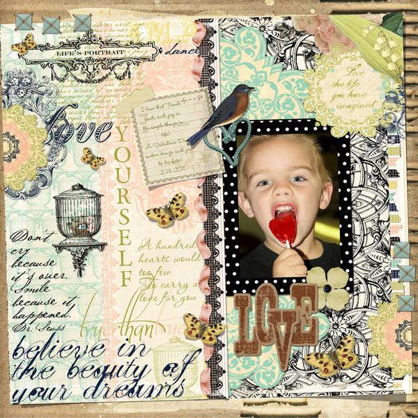 Love by Julie