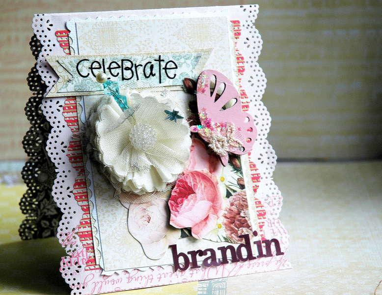 Card for Brandin by DT member Jaz Lee
