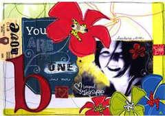 Fleur de tiare Collection by Rouge De Garance for Sandylion