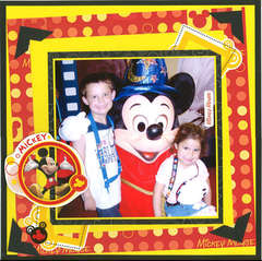 Mickey and the Kids