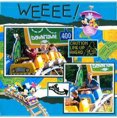 Disney Weeeee