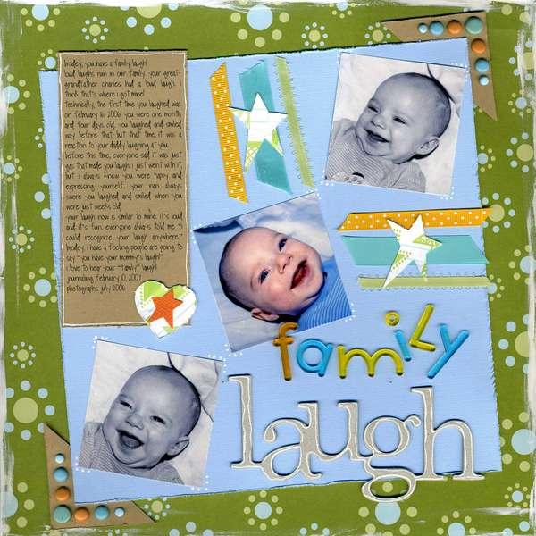 Family Laugh
