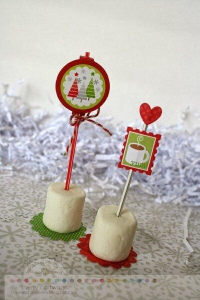 christmas gift idea : hot cocoa