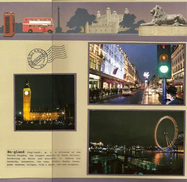 London Layout