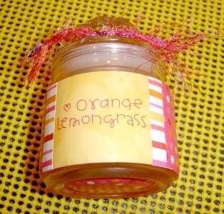 Secret Sister Candle Gift Set