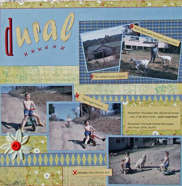 Sisters Album - Dural Drive-in Memories