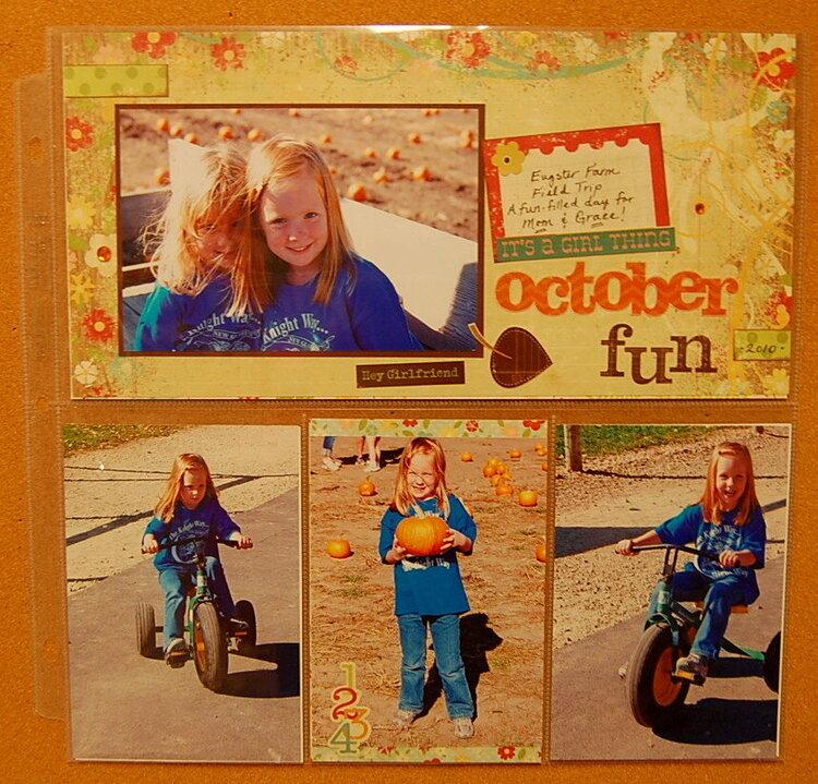 October Fun