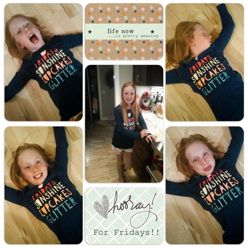 Hooray for Fridays