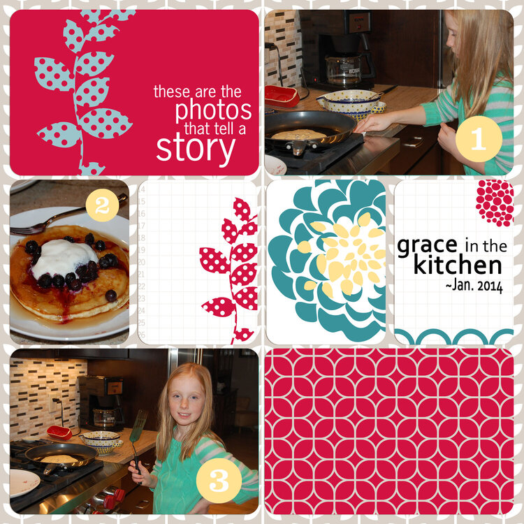 Grace in the Kitchen