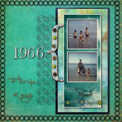 Beach Vacation 1966