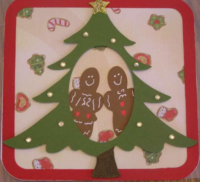 Christmas Card for Challenge