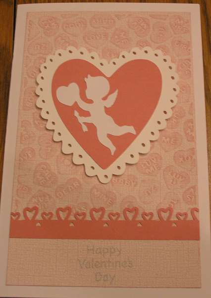 Valentine's Day Card for Hubby