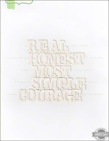Real, Honest - Studio Calico August Kit