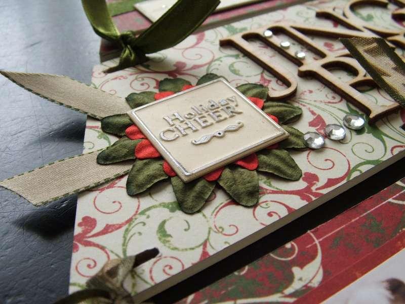 Hanging Christmas Tree (detail)