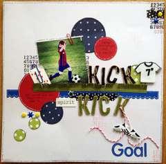 Kick Kick .... GOAL