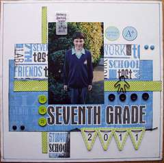 seventh grade