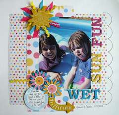 Wet Sun Fun