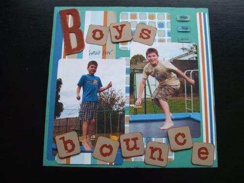 Boy's Have Fun