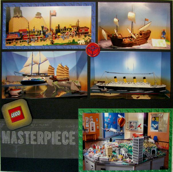 Lego Masterpiece