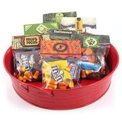 Halloween Treat Bags using We R Heebie Jeebie