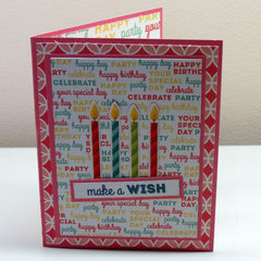 Pop Up Birthday Card by Carrie