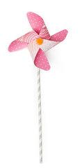DIY Party Pinwheels using We R Memory Keepers Pinwheel Punchboard