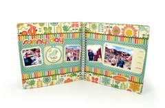 72 & Sunny Mini Book Pg 3 & 4