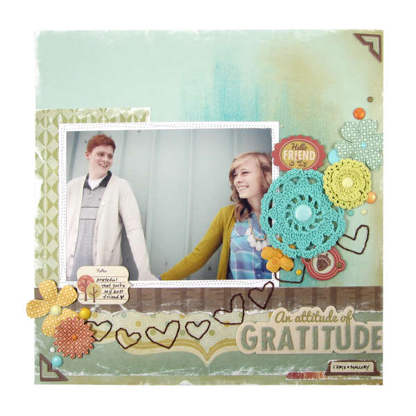 Grateful Layout