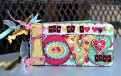 Love Mini Album by Aphra Bolyer