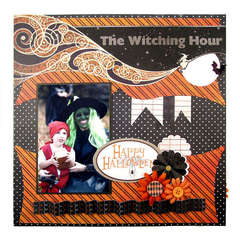 Introducing the Black Widow Collection from We R Memory Keepers