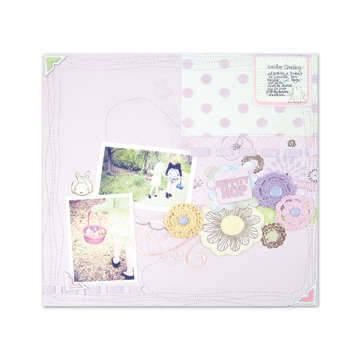 Introducing the Cottontail Collection from We R Memory Keepers