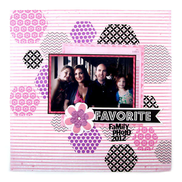Favorite Featuring new Washi Sheets from We R Memory Keepers