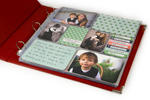 Brand New Tangerine Albums Made Easy Collection from We R Memory Keepers