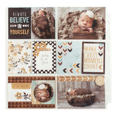 Indian Summer Collection from We R Memory Keepers