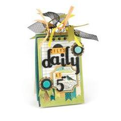 Lily's daily at 5 featuring For the Record from We R Memory Keepers