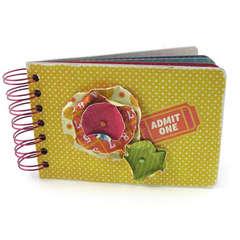Funfetti Mini Book