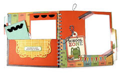Hall Pass School Organizer