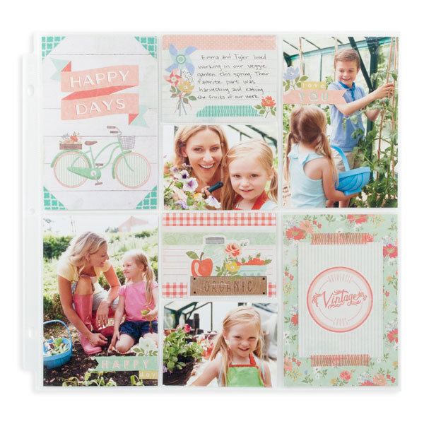 New Farmers Market Collection from We R Memory Keepers