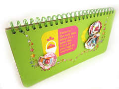 Spring Notebook