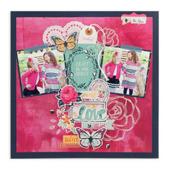 Brand New Inked Rose Collection from We R Memory Keepers