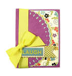 Laugh Featuring new Mini 8 from We R Memory Keepers