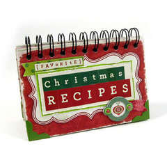 Favorite Christmas Recipes using We R Peppermint Twist Collection